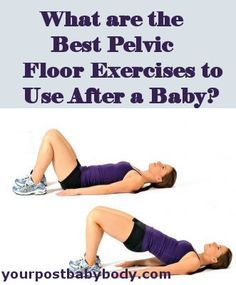 What are the Best Pelvic Floor Exercises