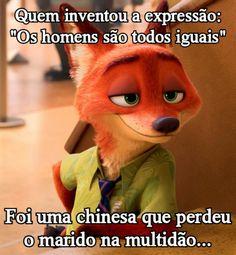 Foi uma Chinesa..