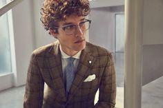 Luigi Bianchi Mantova Autumn/Winter 2017 Advertising Campaign   FashionBeans.com