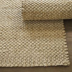 What do you think about this?? Knot Border Jute Rug