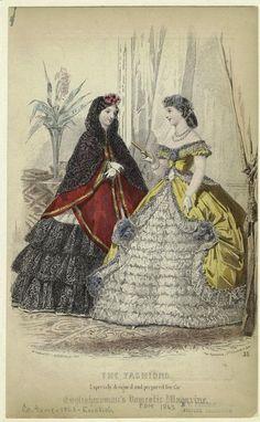 The Fashions (2) 1863