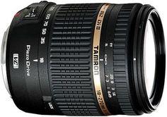 Tamron AF 18-270mm F/3.5-6.3 Di II VC PZD Lenses for Canon Mount (B008E) (International Ver.)