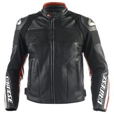 Dainese Alien Perforated Leather Jacket
