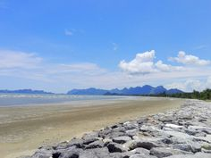 2-3-79 Rai Beach Front Land in Khao Kalok-Pranburi - Hua Hin Real Estate