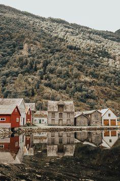 Laerdal, Norway