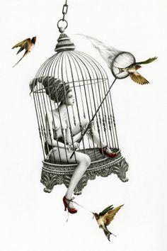 Artworks - Courtney Brims