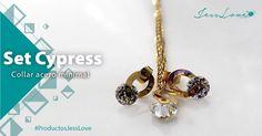 Elige el accesorio que vaya contigo y personaliza tu outfit con nuestra joyería. ¡Ingresa a nuestra página! Conoce todo lo que #JessLove tiene para ti www.jesslove.com.mx