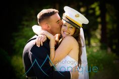 navy wedding :)