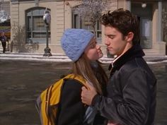 Rory & Jess (Gilmore Girls)