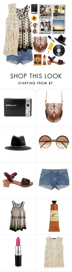 """Cool Boho Festival Style with Clogs & Floppy Hats"" by karineminzonwilson ❤ liked on Polyvore featuring Polaroid, CO, Etro, rag & bone, Cutler and Gross, Dolce&Gabbana, Yves Saint Laurent, Crabtree & Evelyn, Winter Kate and women's clothing"
