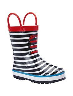 Galochas estampadas para menino  #galochas Converse Chuck Taylor High, Converse High, High Top Sneakers, Chuck Taylors High Top, Rubber Rain Boots, High Tops, Sandals, Shoes, Fashion