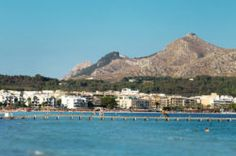 Blick auf Port de Alcudia - Mallorca https://www.kanaren-balearen.de/balearen/mallorca/
