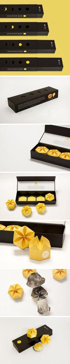 Mooncake packaging concept