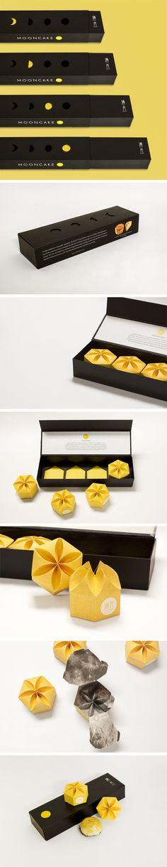 Mooncake packaging concept