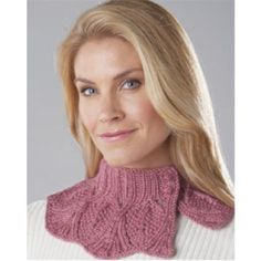 Free Knitting Patterns For Cowl Collars : KNIT COLLARS on Pinterest Collars, Cowls and Shawl