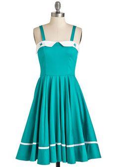 'Cause I'm Still Fly Dress, @ModCloth