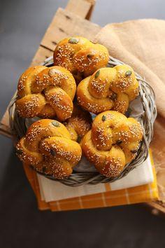 Italian Recipes, Vegan Recipes, Easy Recipes, Donuts, Artisan Bread Recipes, Panini Sandwiches, Healthy Pizza, Bread And Pastries, Snacks