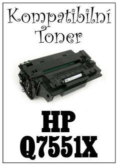 Kompatibilní toner HP Q7551X / 51X za bezva cenu 904 Kč