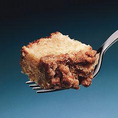 New York-Style Crumb Cake Recipe | Epicurious.com