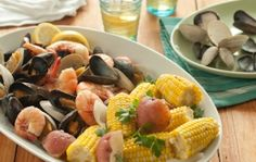 Seafood Boil with Corn and Potatoes | Whole Foods Market