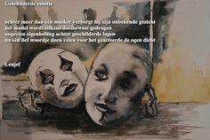 Afbeeldingsresultaat voor masker depressie