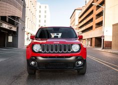 New Features on the 2015 Jeep Renegade