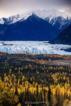 Hiked this Glacier 2 yrs ago our selves | this fall will take the guided hike |  Matanuska Glacier in Alaska