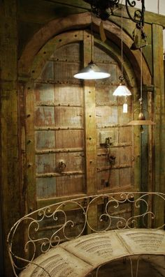 Vintage industrial lights & more | elements i love...