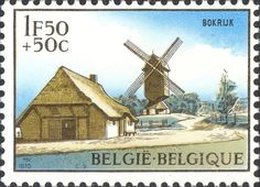 Sello: Museums (Bélgica) (Museums) Mi:BE 1589,Yt:BE 1532,Bel:BE 1532