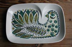 Figgjo Flint Norway Culture, Scandinavian Folk Art, Breakfast Set, Mid Century Decor, Modern Ceramics, Vintage Birds, Tray Decor, China Patterns, Bird Design