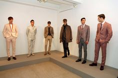Modeconnect's Fashion News Round-Up – June, 24, 2013 – Styled in Britain, Owned in China - Gieves & Hawkes at No. 1 Savile Row in London