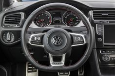 VW GTI 2015 Interior
