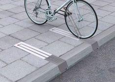 Sleek & Modern Bike Rack