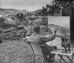 The #Churchill School – Lesson #7: Work Like a Slave; Command Like a King; Create Like a God