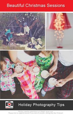 Beautiful Christmas Photo Session Ideas to Inspire You! #Christmas #photography