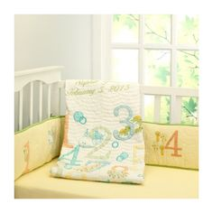 1 2…3…splash! quilt via Polyvore featuring home, bed & bath, bedding, quilts, cotton bedding, animal bedding, bright colored bedding and patchwork bedding