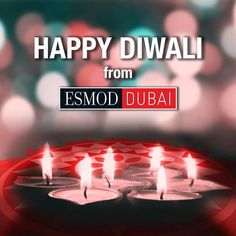 Happy #diwali to our students friends and team members from @India - #esmoddubai #india #happydiwali