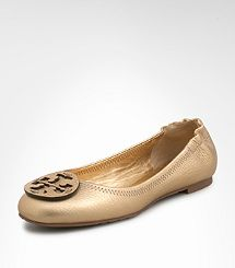 Dear Tory Burch, i love your style, but all your shoes kill my feet. Wish you made comfortable shoes....
