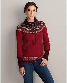 Echo Ridge Pullover Sweater | Eddie Bauer