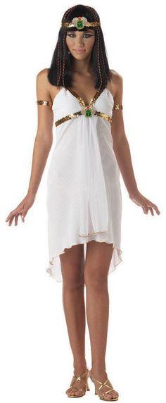 Egyptian Princess Teen Costume -Teen (3-5)