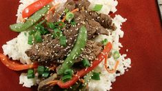Mom's Easy Asian Beef Stir-Fry Recipe is one you'll be excited to make for dinner no matter the ocassion. This easy Asian stir fry recipe will make the need to order from that old Chinese takeout spot unnecessary, because you'll have better quality dish that's much healthier for you ready in under an hour. Something unique to this recipe is the fact that it uses a vacumn-sealed bag, which allows your beef to marinate in a delicious sauce until it's ready to cook. Seal up your sauce and beef, chi