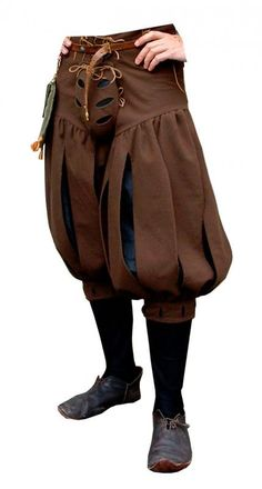 Listed as 16th c. trousers