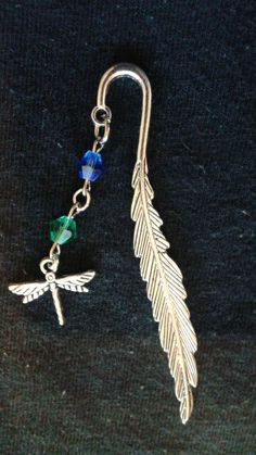Silver Pewter Banana Leaf Bookmark - 80 mm. $ 9.00 ( Shipping Included ) The Gem Tree, Hand Made Jewelry and More