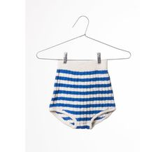 Knitted culotte Blue