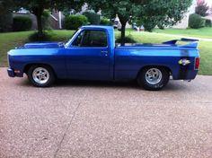 Pro Street Mopars | Plum Crazy Pro Street Truck 4 Speed - Mopar Forums