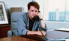 Michael J. Fox The Secret of my Success!!