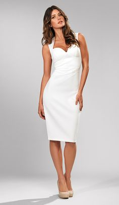 White Dress  79 - From the Kardashian Kollection at Dorothy Perkins  Kardashian Kollection, Kardashian Style ffb5f96227be