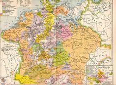Deutschland um 1547