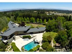 With a $20M property you do an aerial photo.