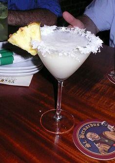 Umm.... YES Please!      Coconut Martini